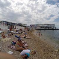 Пляж Парк Победы