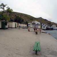 Пляж Балаклавы