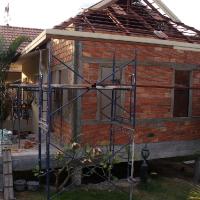 Дом в Тае из кирпичей