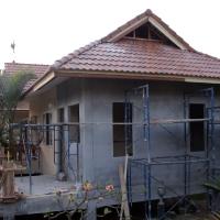 Дом без покраски
