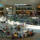 Зал отправления в Тель-Авиве