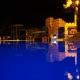 Ночной бассейн