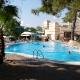 Вид на бассейн в Кемере