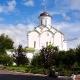Храмы монастыря в Владимире