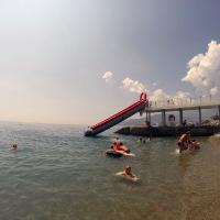 Пляж Ялта-Интурист