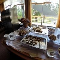 Печеньки в ресторане