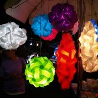 Подвесные фонарики