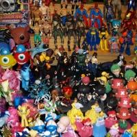 Микро игрушки