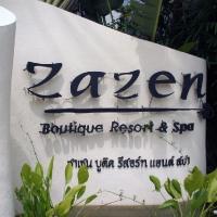 Zazen Hotel Boutique & Spa Samui