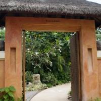 Ворота в Японском стиле